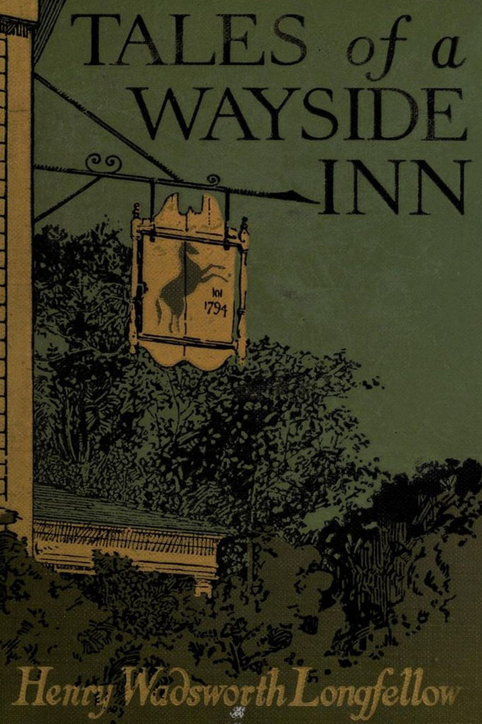 Sample Book - Tales of a Wayside Inn