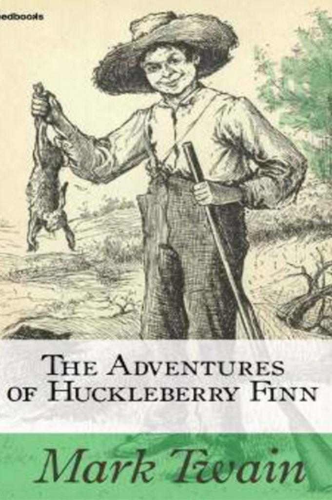 Sample Book - the Adventures of Huckleberry Finn