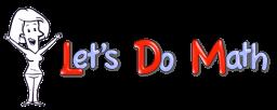 Let's do Math Logo